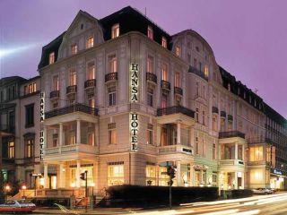 Wiesbaden im Favored Hotel Hansa