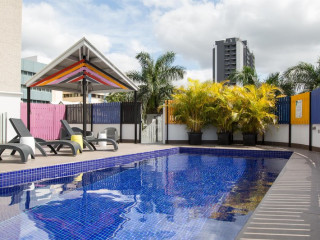 Brisbane im Pacific Hotel Brisbane