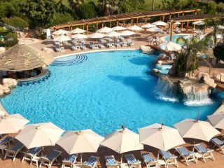 Urlaub Madinat as-Sadis min Uktubar (6th of October City) im Hilton Pyramids Golf Resort