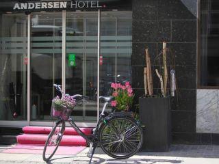 Kopenhagen im Andersen Boutique Hotel