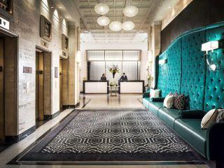 Washington D.C. im Sofitel Washington DC Lafayette Square Hotel