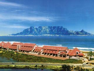 Kapstadt im Dolphin Beach Hotel