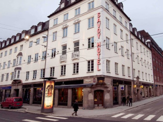 Urlaub Oslo im Clarion Collection Hotel Savoy