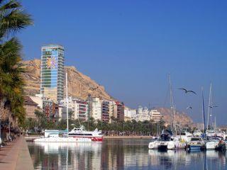 Alicante im TRYP Alicante Gran Sol Hotel