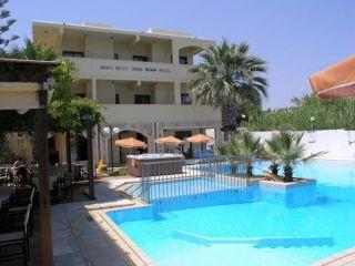 Urlaub Maleme im Sunny Suites Apartments