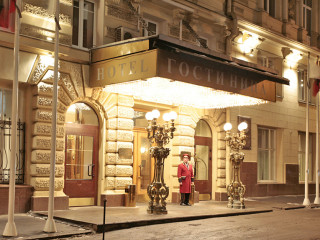 Moskau im Budapest