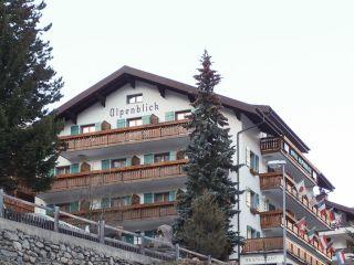 Zermatt im Alpenblick