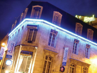 Bordeaux im Best Western Plus Gare Saint-Jean