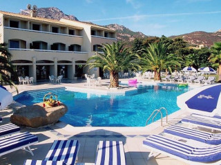 Urlaub Calvi im Hôtel Corsica