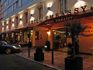 Cannes im Best Western Plus Hotel Le Patio des Artistes