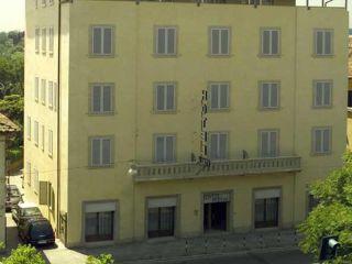 Siena im Hotel Italia