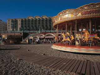 Brighton and Hove im Jurys Inn Brighton Waterfront