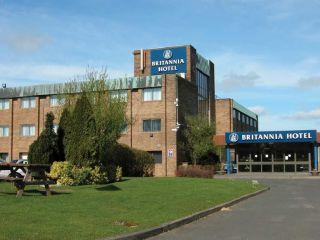 Newcastle-upon-Tyne im Britannia Hotel Newcastle Airport