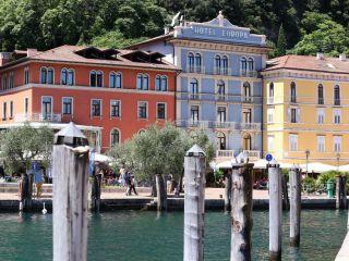 Riva del Garda im Hotel Europa