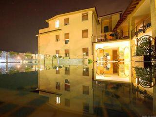 Castelletto im Hotel Rosemari