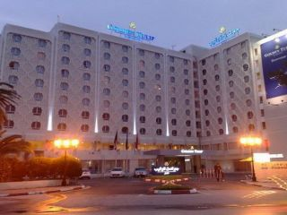 Tunis im Golden Tulip El Mechtel