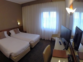 San Martino Buon Albergo im Best Western Hotel Turismo