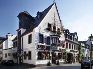 Rüdesheim am Rhein im Ringhotel Central