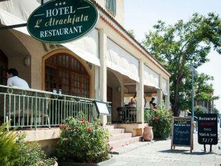 Urlaub Aleria im Adonis Aléria Hôtel Atrachjata