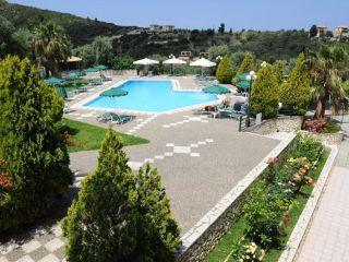 Agios Nikitas im Hotel Santa Marina