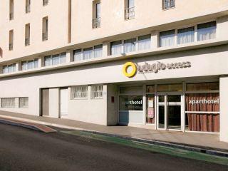 Marseille im Aparthotel Adagio Access Marseille Saint Charles
