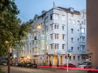 Mannheim im Best Western Hotel Mannheim City