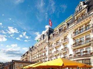 Montreux im Grand Hôtel Suisse Majestic