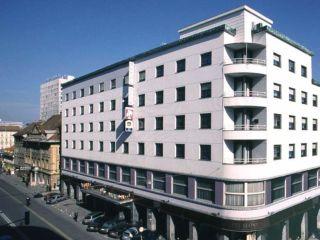 Ljubljana im Best Western Premier Hotel Slon