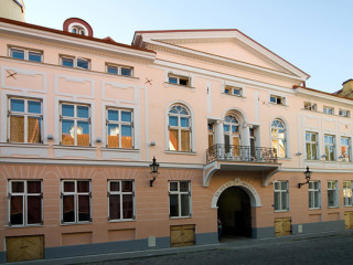 Urlaub Tallinn im St. Olav