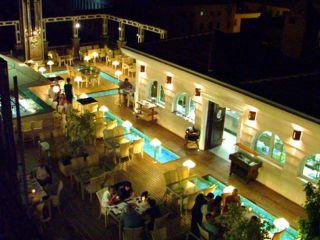 Tirana im Xheko Imperial Hotel