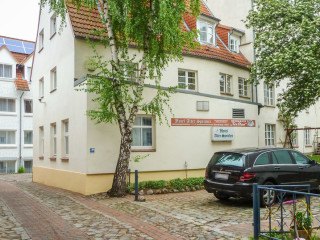 Wismar im Hotel Alter Speicher