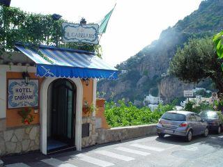 Urlaub Positano im IL Gabbiano Hotel