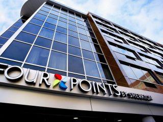 Urlaub Halifax im Four Points by Sheraton Halifax