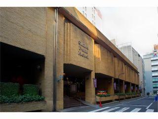Tokio im Shiba Park Hotel