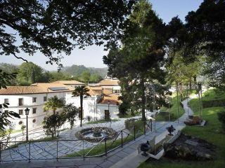 Oviedo im Gran Hotel Las Caldas Wellness Clinic