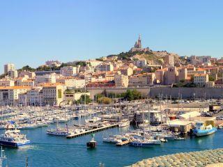Marseille im Golden Tulip Villa Massalia