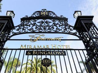 Urlaub Santa Monica im Fairmont Miramar Hotel & Bungalows