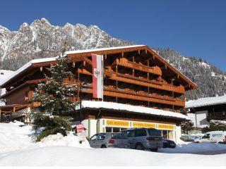 Alpbach im Hotel Alphof