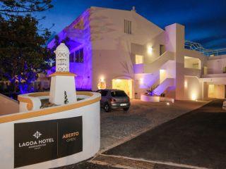 Urlaub Lagoa im Lagoa Hotel