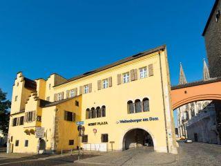 Regensburg im ACHAT Hotel Regensburg Herzog am Dom