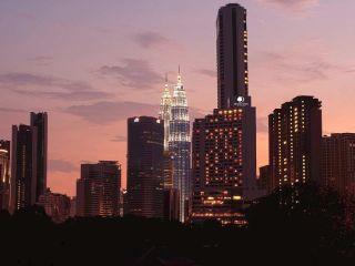 Kuala Lumpur im DoubleTree By Hilton Hotel Kualar Lumpur