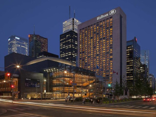 Toronto im Hilton Toronto