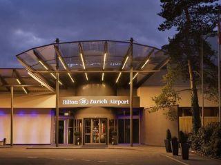 Opfikon im Hilton Zurich Airport