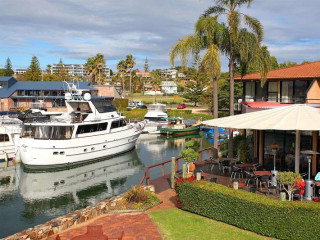 Port Macquarie im Sails Port Macquarie