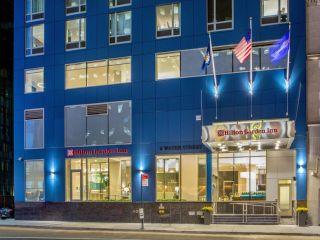 Urlaub New York City im Hilton Garden Inn NYC Financial Center Manhattan Downtown