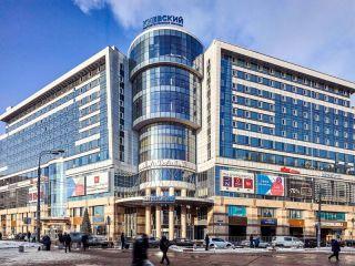 Moskau im ibis Moscow Kievskaya Hotel
