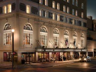 Charleston im Francis Marion Hotel