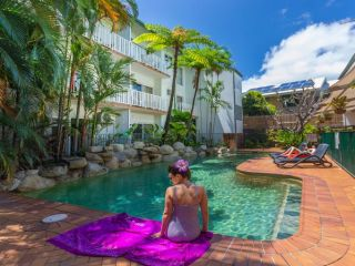 Cairns im Coral Tree Inn