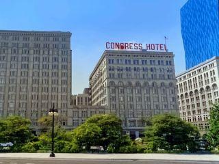 Urlaub Chicago im Congress Plaza