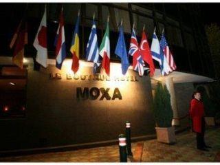 Bukarest im Le Boutique Hotel Moxa
